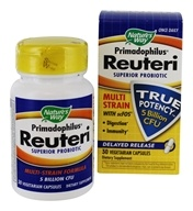 Image of Nature's Way - Primadophilus Reuteri - 30 Capsules