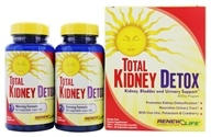 Image of ReNew Life - Total Kidney Cleanse 30-Day Program - 120 Capsules