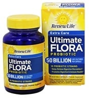 ReNew Life - Ultimate Flora 50 Billion - 14 Capsules, from category: Nutritional Supplements