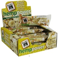 Ruth's Hemp Foods - Hemp Power Bar Peanut Butter Banana Flavor - 1.5 oz.