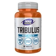 Image of NOW Foods - Tribulus 1000 mg. - 90 Tablets