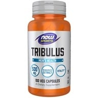 NOW Foods - Tribulus 500 mg. - 100 Capsules by NOW Foods
