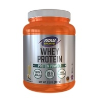 NOW Foods - Whey Protein with Glutamine Vanilla - 2 lbs. - $26.59