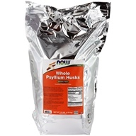 Image of NOW Foods - Whole Psyllium Husk Mega Pack - 10 lbs.