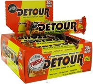 Forward Foods - Detour Whey Protein Energy Bar Caramel Peanut - 3 oz.