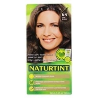 Naturtint - Permanent Hair Colorant 6N Dark Blonde - 4.5 oz.