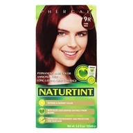 Naturtint - Permanent Hair Colorant 9R Fire Red - 4.5 oz.