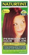Naturtint - Permanent Hair Colors Fireland I-6.66 - 4.5 oz. (661176011155)