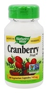 Image of Nature's Way - Cranberry Fruit - 100 Capsules