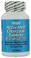 Requa - Charcoal Tablets-#10 - 125 Tablets (310961001023)