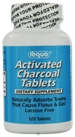 Requa - Charcoal Tablets-#10 - 125 Tablets