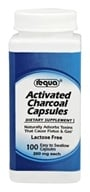 Requa - Charcocaps 260 mg. - 100 Capsules (310961010032)