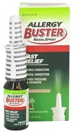 Buster Brands - Allergy Buster Nasal Spray - 0.68 oz. Formerly SiCap Industries
