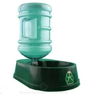 New Wave Enviro Products - Self-Filling Water Bowl for Pets - 0.5 Gallons CLEARANCED PRICED by New Wave Enviro Products