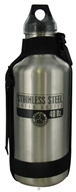 Image of New Wave Enviro Products - Stainless Steel Personal Water Bottle - 40 oz.