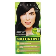 Naturtint - Permanent Hair Colors Black Brown (2n) - 4.5 oz. (661176011322)