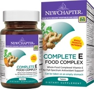 Image of New Chapter - Organics E Food Complex - 120 Tablets