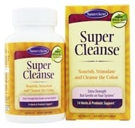 Nature's Secret - Super Cleanse - 100 Tablets