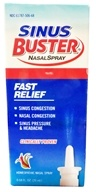 Buster Brands - Sinus Buster Nasal Spray - 0.68 oz. Formerly SiCap Industries