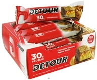 Forward Foods - Detour Whey Protein Energy Bar Chocolate Crunchy Peanut Butter - 3 oz.