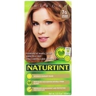 Naturtint - Permanent Hair Colors Golden Blonde (7G) - 4.5 oz. by Naturtint