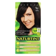 Naturtint - Permanent Hair Colors Golden Chestnut (4G) - 4.5 oz. by Naturtint