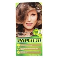 Naturtint - Permanent Hair Colors Hazelnut Blonde (7N) - 4.5 oz. (661176010059)