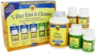 Nature's Secret - 5-Day Fast & Cleanse Kit (710363255633)