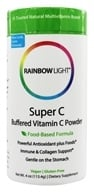 Rainbow Light - Super C Powder - 4 oz. (021888103317)