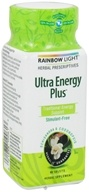 Image of Rainbow Light - Ultra Energy Plus - 60 Tablets