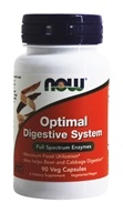 NOW Foods - Optimum Digestive System - 90 Vegetarian Capsules