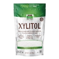 NOW Foods - Xylitol - 1 lb. (733739069832)