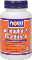 NOW Foods - Acidophilus 2 Billion - 4 oz. (733739029164)