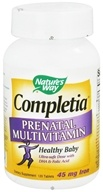 Nature's Way - Completia Prenatal Multi-Vitamin - 120 Tablets - $10.96