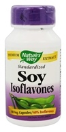 Nature's Way - Standardized Soy Isoflavones - 60 Vegetarian Capsules