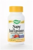 Image of Nature's Way - Soy Isoflavones With Digestive Enzymes - 100 Capsules