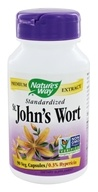 Nature's Way - Saint Johns Wort Standardized Extract - 90 Capsules (033674630006)