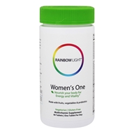 Rainbow Light - Women's One Food-Based Multivitamin - 90 Tablets