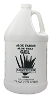 Aloe Farms - Aloe Vera Gel Organic Gallon - 128 oz., from category: Nutritional Supplements