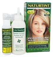 Naturtint - Permanent Hair Colors I-9.31 Sandy Blond - 4.5 oz.