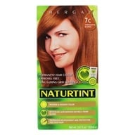 Naturtint - Permanent Hair Colors Terracotta Blonde (7C) - 4.5 oz. by Naturtint