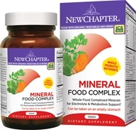 New Chapter - Organics Every Woman's Mineral Complex - 90 Tablets