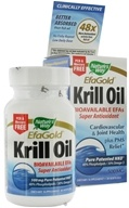 Nature's Way - Efagold Krill Oil 500 mg. - 30 Softgels (033674154311)