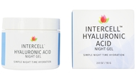 Image of Reviva Labs - Intercell Night Gel with Hyaluronic Acid - 1.25 oz.