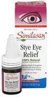 Similasan - Stye Eye Relief Eye Drops - 0.33 oz. (094841300542)