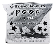 Simone Chickenbone - Chicken Poop Lip Junk Lip Balm Display Box - 24 Tubes by Simone Chickenbone