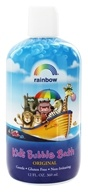 Rainbow Research - Organic Herbal Bubble Bath For Kids Original - 12 oz., from category: Personal Care