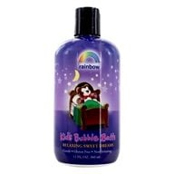 Image of Rainbow Research - Organic Herbal Bubble Bath For Kids Sweet Dreams - 12 oz.