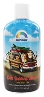 Rainbow Research - Organic Herbal Bubble Bath For Kids Unscented - 12 oz. (000518600068)