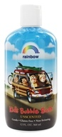 Image of Rainbow Research - Organic Herbal Bubble Bath For Kids Unscented - 12 oz.
